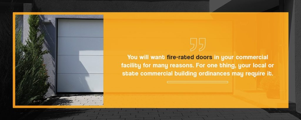 Do I Need a Fire Rated Door