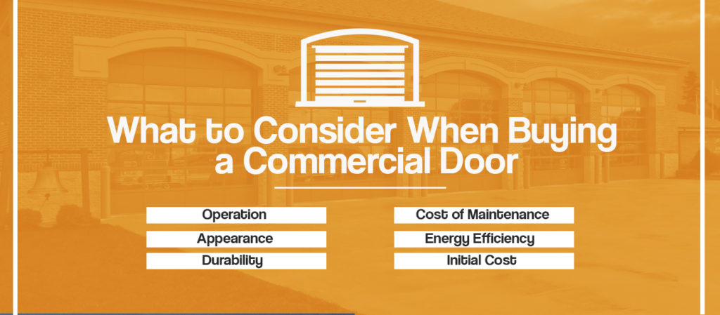 what you need to know about commercial overhead doors in houston