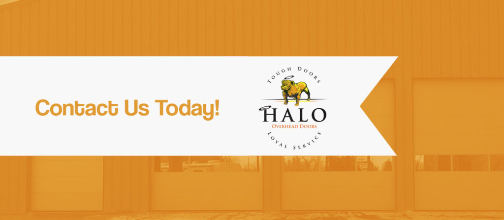 contact halo overhead doors for your perfect commercial overhead door in houston