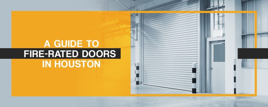 A Guide to Fire-Rated Doors