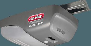 Model 4024 garage doors