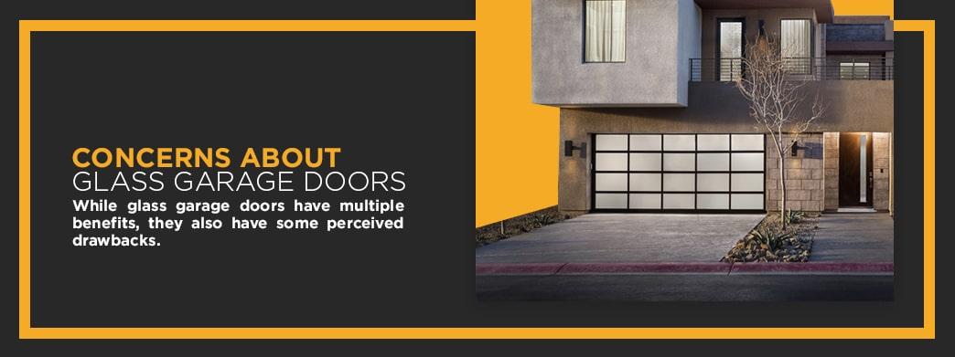 Concerns About Glass Garage Doors