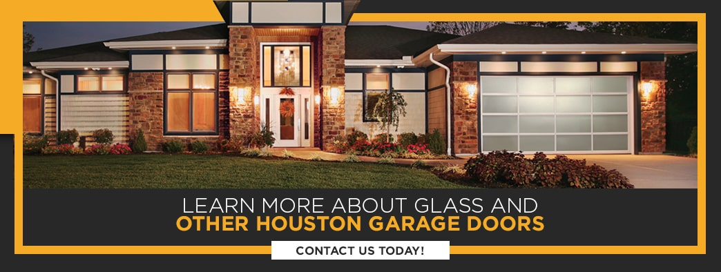 Learn More About Houston Garage Doors