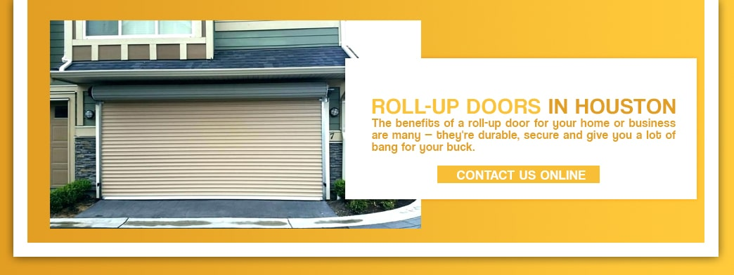 Roll-up Doors in Houston