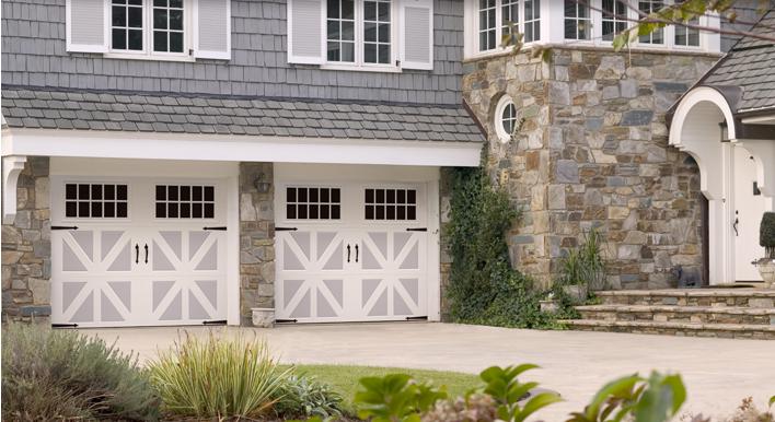 AMARR® CLASSICA® Barn Garage Doors garage doors