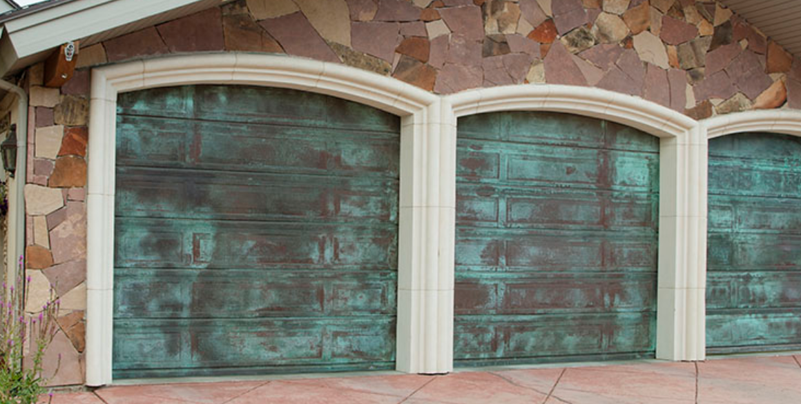 Martin Door Copper Garage Doors garage doors