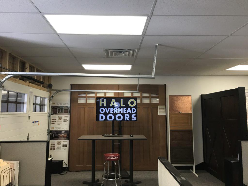 Halo Overhead Doors Showroom