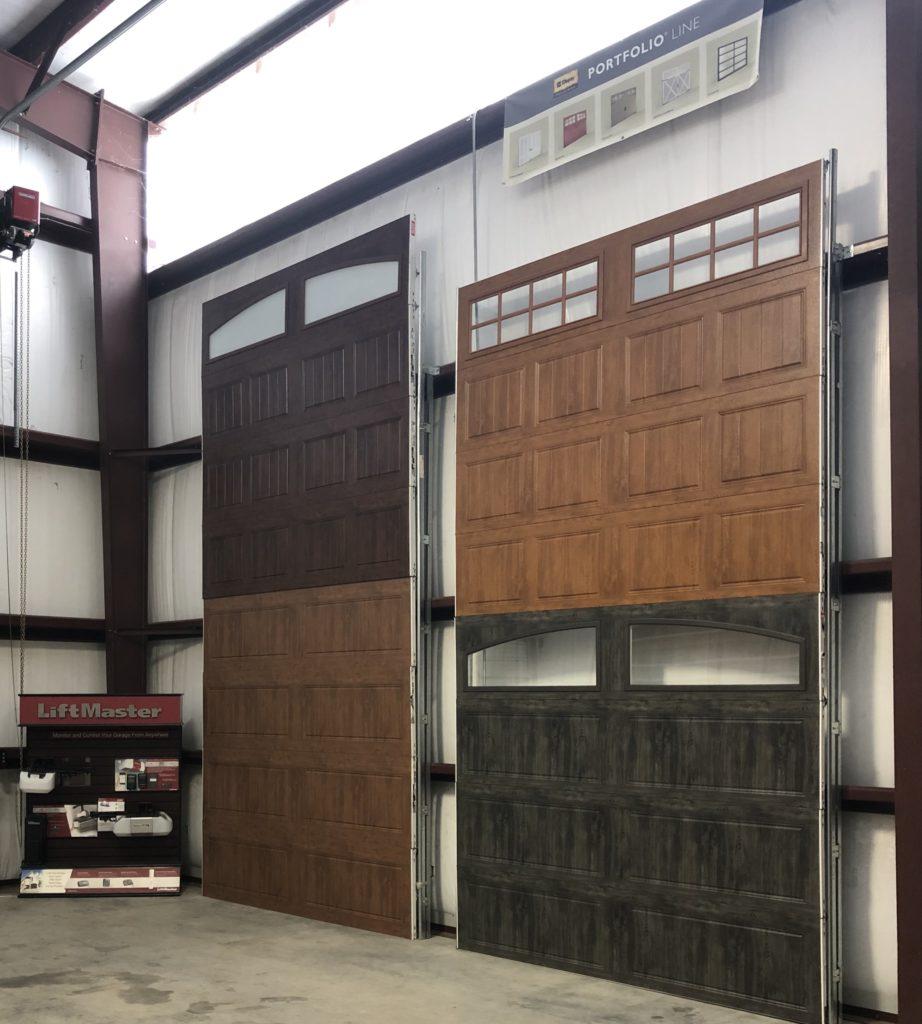 4 Garage Doors